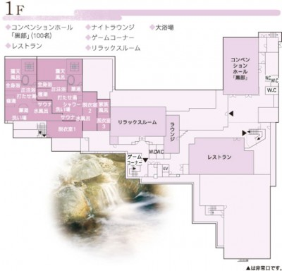 つるぎ恋月_平面図