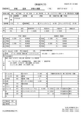 伊東小涌園2019